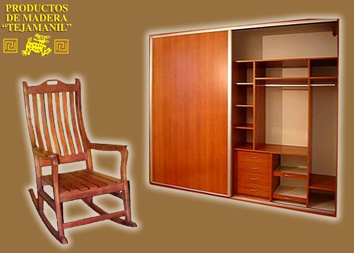 Productos de madera tejamanil dise os sobre medida for Catalogo de puertas de madera pdf